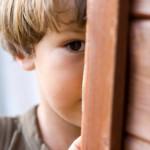 Помощь застенчивым детям.